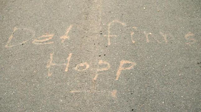 Det finns hopp