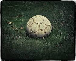 Fotboll i Laxå med flyktingar