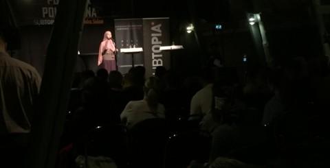 Poeter vann över politiker ikväll