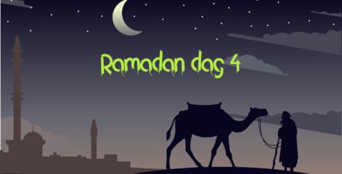 Ramadan dag 4