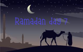 Ramadan dag 7