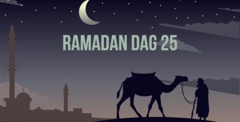 Ramadan dag 25