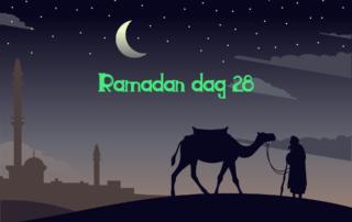 Ramadan dag 28