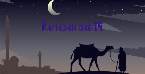 Ramadan dag 14