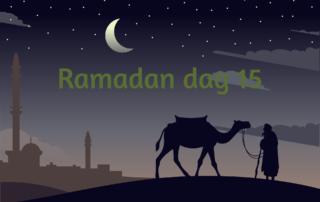 Ramadan dag 15